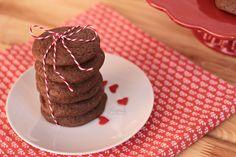 Galletas de brownie (con mezcla de cajita!), son increíblemente suaves y ricas. Además, súper fáciles de hacer!