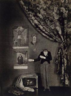 Tina Modotti - Rene d'Harnoncourt Puppet (de los álbumes de Dmitry Polgar)