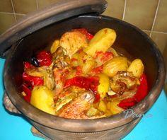 3. nedelja: Piletina i krompir iz zemljang lonca, Dana Drobnjak