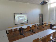 La salle C5 et son TBI