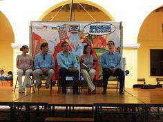 Ceremonia de Canje ReQPet 2014 en Progreso