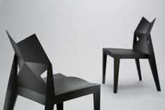 """F-light chair"" by Masuo Fujimura on www.the-interiordesign.com"
