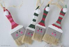 Για τα χειροποιητα χριστουγεννιατικα στολιδια 2016 μπορείτε να χρησιμοποιήσετε ότι υλικά έχετε σπίτι σας, κορδέλες, υφάσματα , χαρτί, ξύλα κανέλας και να πε
