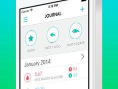 Diabetik for iOS 7!