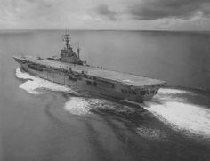 HMS Theseus (R64) was a Colossus-class light fleet aircraft carrier of the Royal Navy.