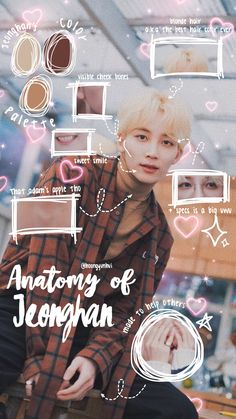 #jeonghan #seventeen #anatomyedits #anatomy #edits