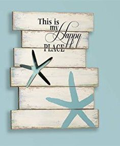 These wall art puzzle pieces can be connected with other puzzle pieces from P Graham Dunn to create your own personalized wall collage Measures Approx. 12 x 12 inches Made of wood MDF, comes ready to hang on wall
