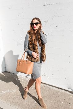 Walking around town with this cute outfit will have heads turning! | M Loves M -@marmar