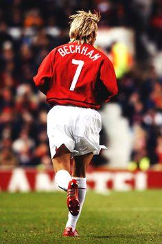 David Beckham 7 - Manchester United …