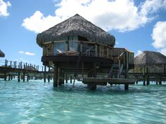 Pearl Beach Resort. Bora Bora