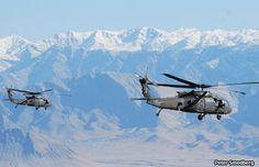Estados Unidos venderá helicópteros militares a México