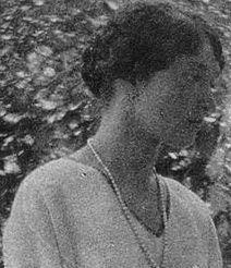 Grand duchess Tatiana Nikolaevna Romanov, 1916.