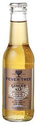 Fever-Tree Premium Ginger Ale, 24 pk
