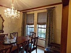 Shades/Blinds - traditional - Curtains - Dallas - Kite's Interiors