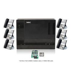 NEC SL1100 NEC-1100005 SL1100 Quick-Start Kit Intro sale price only on www.kacomm07.com