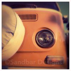 Orange whip VW bus on Etsy, $8.00