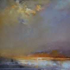 Silent Storm, Oil painting by David Taylor | Artfinder