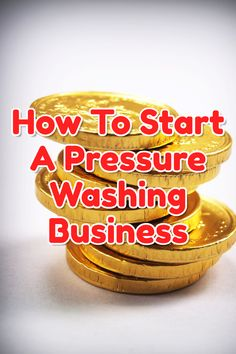 In this article, we'll cover the nitty-gritty loose ends of how to start a pressure washing business so that you can get to the really important part: 'providing service and receiving payment'. Pressure Washing House, Pressure Washing Business, Pressure Washing Services, Pressure Washer Tips, Pressure Washers, Income Protection, Assistant Jobs, Loose Ends, Way To Make Money