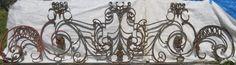 Iron Scroll Railing - Schiller's Salvage| Architectural and Design Salvage - Tampa FL
