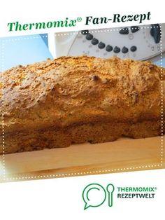 Leckeres schnelles einfaches Brot von Anderl Nicole. Ein Thermomix ® Rezept aus der Kategorie Brot & Brötchen auf www.rezeptwelt.de, der Thermomix ® Community.