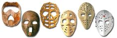 history of the goalie mask in hockey - Google Search