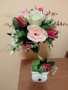 Vase, Plants, Home Decor, Homemade Home Decor, Flower Vases, Flora, Plant, Jars, Decoration Home