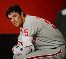 Cory Hamels. Starting Pitcher for the Phillies.. Southpaw <3