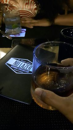 Let's drink...civas regal 12 years with coke and for sure with friend on Saturday night Place : Nu Lazer, Sanur, Bali