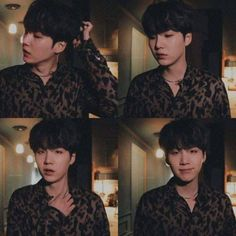 yoongi + those prints can kill the light out of me.