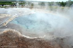 Iceland  Geysir, June 2013