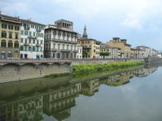 Florence, Italy, a beautiful place to visit.  Wonderful scenery, great food and awesome people.