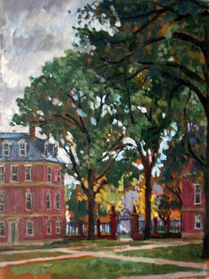 Original Oil Painting Landscape Williams by wickstromstudio, $350.00