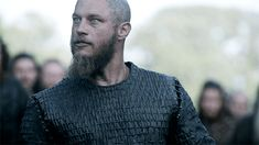 Ragnar...pissed off, sick, and ranting in rage. But it's funny!