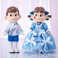 不二家 舞踏会のお姫様ペコちゃん&王子様ポコちゃん人形セット 不二家, http://www.amazon.co.jp/dp/B00DA8QRHO/ref=cm_sw_r_pi_dp_SsWgtb0P4B2SA