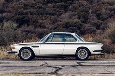 There's Nothing Quite Like A BMW 3.0 CS With Hidden Superpowers • Petrolicious
