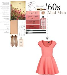 """""""'60s"""" by aurora-russia ❤ liked on Polyvore"""