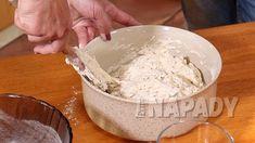 Jak se peče domácí chleba | Prima nápady Icing, Desserts, Food, Meal, Deserts, Essen, Hoods, Dessert, Postres