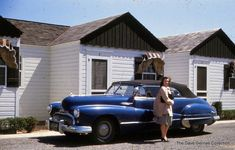 vintage everyday: 60 Fabulous Color Vintage Photographs That Capture Street Scenes of the United States in the 1940s