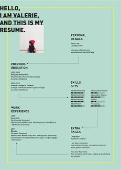 Resume on Behance                                                                                                                                                                                 More