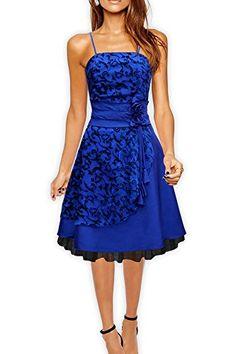 Black Butterfly Satin Cocktail Fleur Robe de Soirée de Bal (44, Bleu) Black Butterfly Clothing http://www.amazon.fr/dp/B00PKIHRYO/ref=cm_sw_r_pi_dp_P1Bmvb1E803Z3