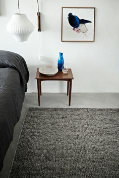 The Sierra Pumice rug is a stylish and contemporary rug perfect for the Australian home. The rug is hand woven wool/viscose blend rug crafted by artisans in India.