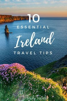 Check out these 10 Essential Ireland Travel Tips you'll want to know before landing in Ireland. Everything from tips on driving, those multi-lane roundabouts and itineraries all in one here! Voyage Europe, Europe Travel Guide, Europe Destinations, Travel Guides, Europe Packing, Backpacking Europe, Packing Lists, Travel Packing, Budget Travel