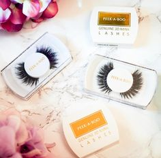 Some beautiful mink lashes from @peekaboo_weseeyou - in the styles #heartbreaker and #troublemaker - full review of these beauties will be up on my blog soon! Have you tried mink lashes? I'd like to try more styles!    #flatlay #flatlayoftheday #makeupflatlay #peekaboo #peekaboolashes #minklashes #lashes #falselashes #3dmink #lashesfordays #falseeyelashes #makeup #beauty #mua #instamakeup #instabeauty #instalove #bbloggers #fbloggers #love #makeuponpoint #makeuphaul #makeuplove #makeupaddict