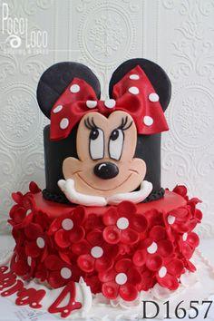 Rođendanska torta Miki i Mini Maus
