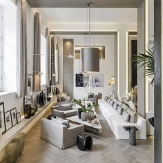 Aurélie Damm - Blog décoration intérieur | KELLY HOPPEN NEW HOME A LONDRES♔✨Carolyn3sixty ♔✨