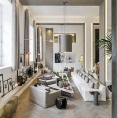 Aurélie Damm - Blog décoration intérieur | KELLY HOPPEN NEW HOME A LONDRES