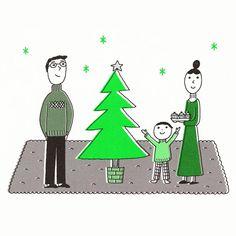 """サノマキコ on Instagram: """"『Merry Christmas 🤶🎅🎄』 (2011年オレンジページムック「エコな暮らしができる家づくり」) #サノマキコ #イラスト #イラストレーター #illustration  #illustrator #クリスマス #christmas #クリスマスイラスト…"""" Illustration, Snoopy, Fictional Characters, Instagram, Illustrations, Fantasy Characters"""