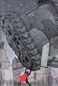 Superman by Frank Miller