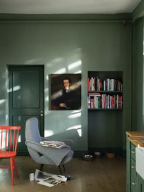 farrow and ball green smoke - Google Search