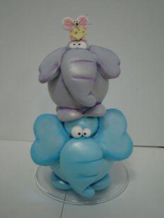 Elephants and mouse